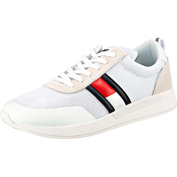 Flexi Tommy Jeans Flag Sneaker Sneakers Low