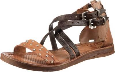 A.S.98 SLING PUMPS Damen Sandale Sandalette Clog Leder
