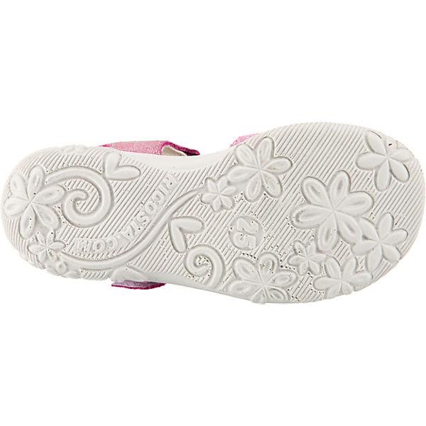 Gutes Angebot RICOSTA  Sandalen CLEO  Weite M  für Mädchen  rosa