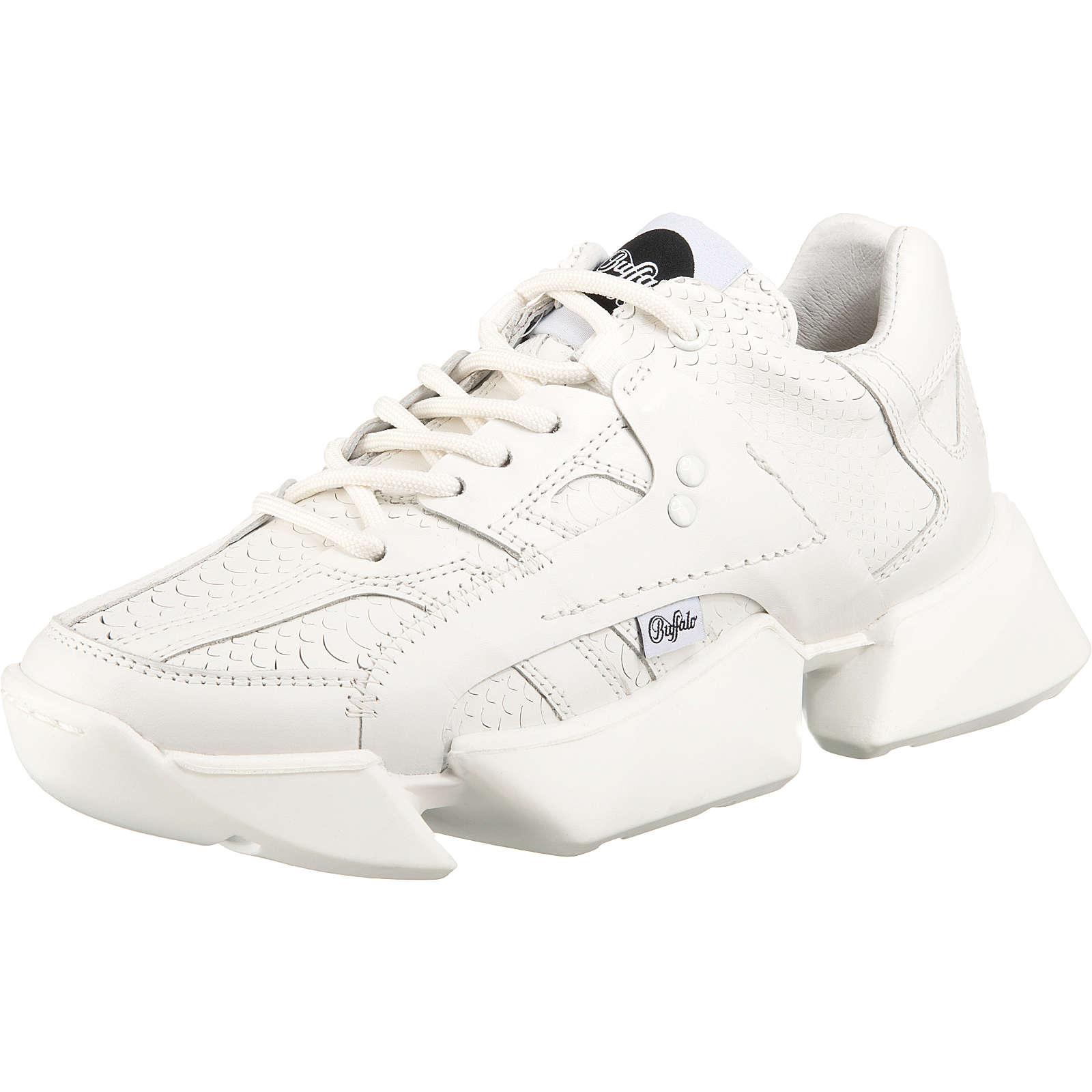 Buffalo London Gravity Light Chunky Sneakers Weiß Damen Gr. 42