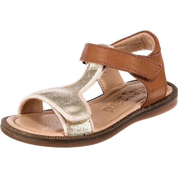 Gutes Angebot myToys-COLLECTION Sandalen für Mädchen von bisgaard cognac