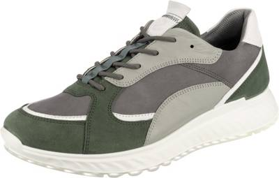 ecco, Ecco St.1 M Sneakers Low, blau kombi