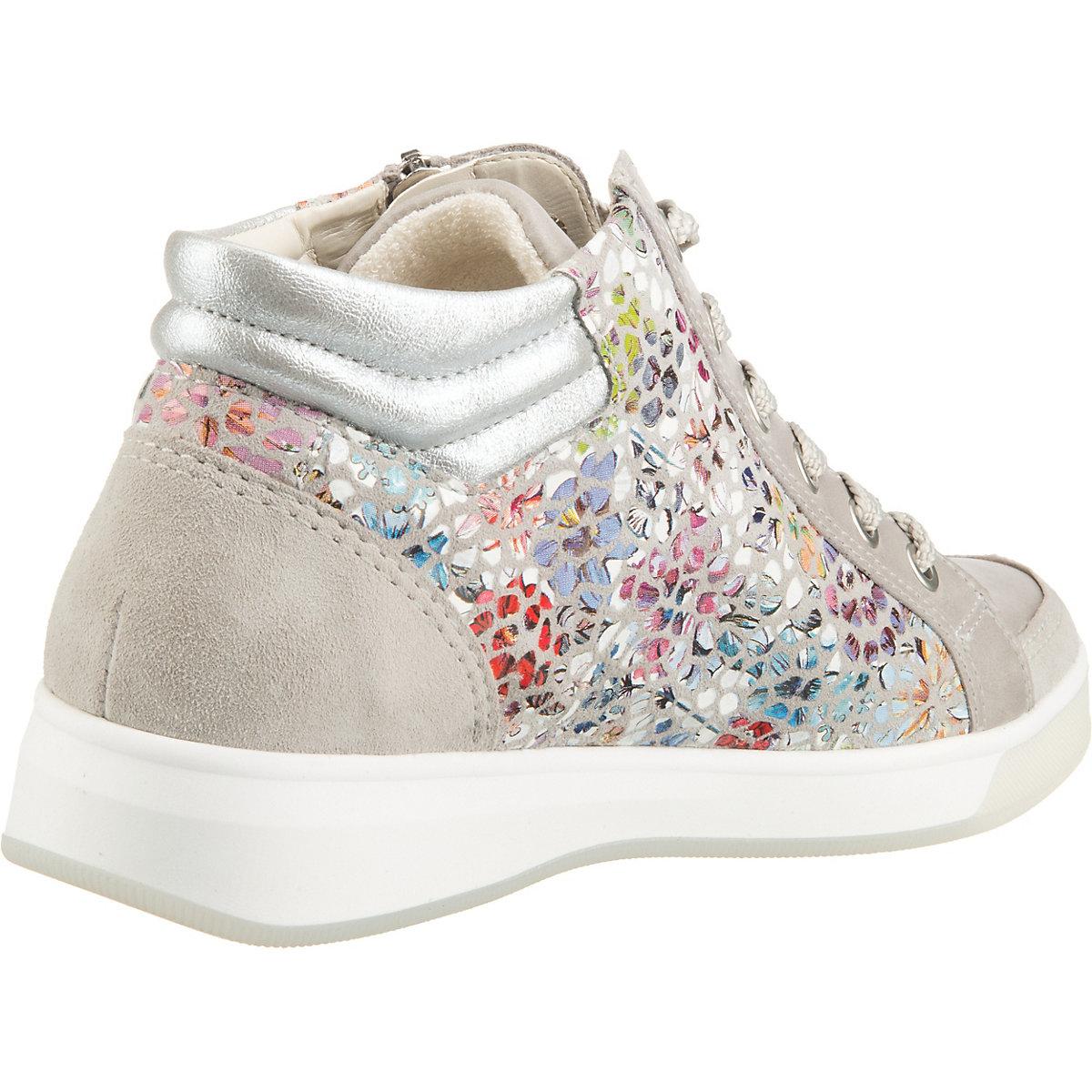 ara Rom Sneakers High mehrfarbig