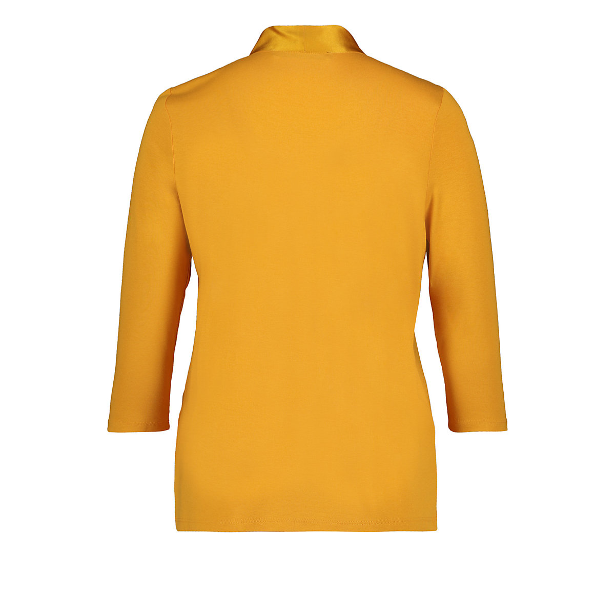 Betty Barclay Betty Barclay Schluppenshirt unifarben 3/4-Arm-Shirts gelb