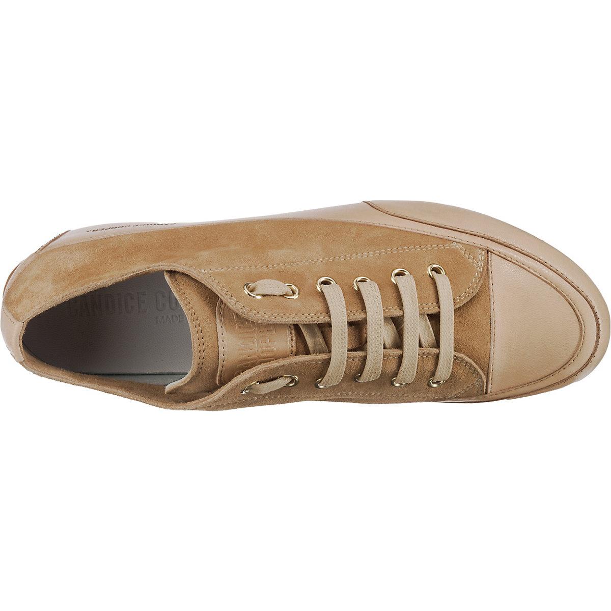 Candice Cooper, Rock Sneakers Low, Braun
