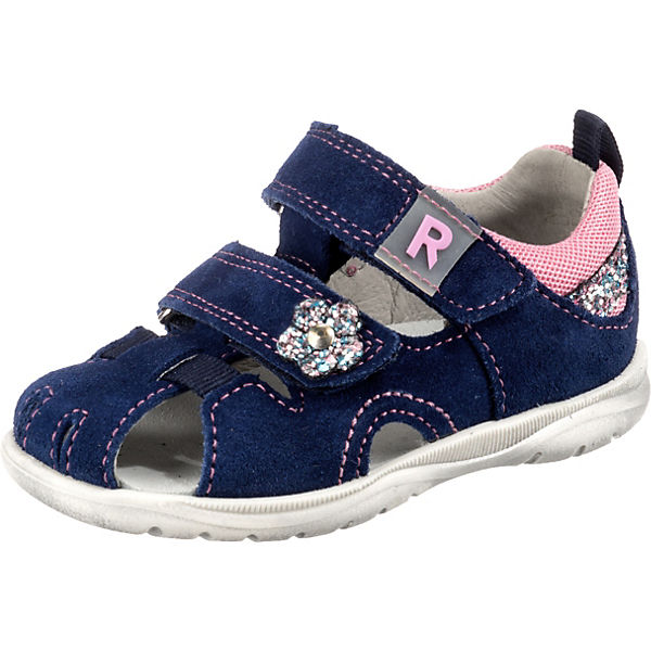 Gutes Angebot RICHTER Baby Sandalen für Mädchen blau