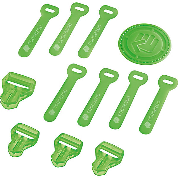 MatchPatch Special Set, Translucent Green, 6-tlg. (Kollektion 2020)