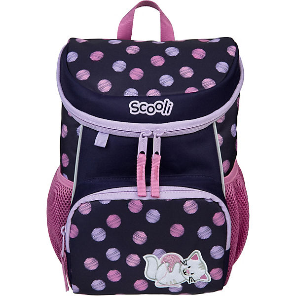 SCOOLI Kinderrucksack Mini-Me Caty Cat