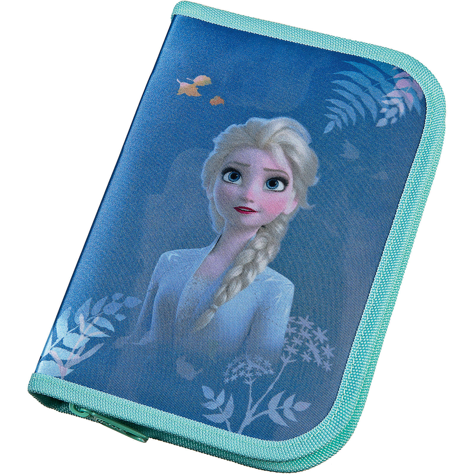 SCOOLI Federmäppchen Disney Die Eiskönigin, 23-tlg. mint Mädchen
