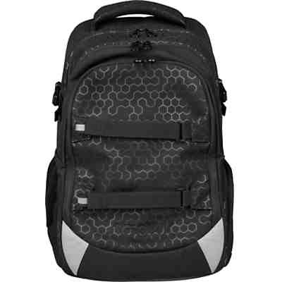 Schulrucksack Active Lost in Black (Kollektion 2020)