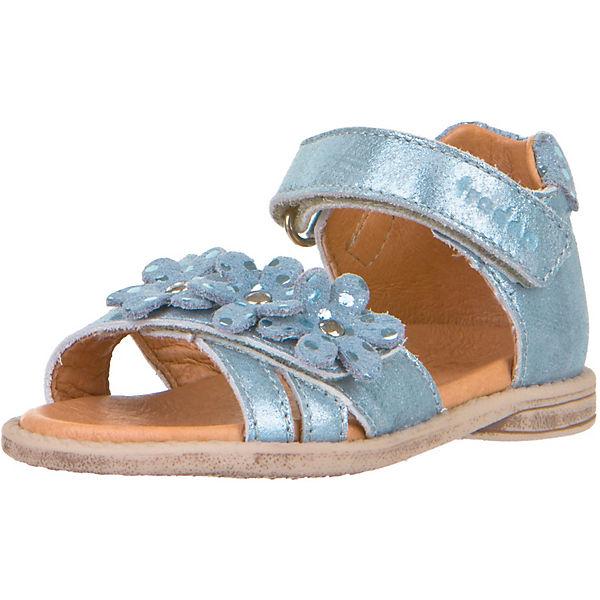 Gutes Angebot froddo® Baby Sandalen für Mädchen hellblau