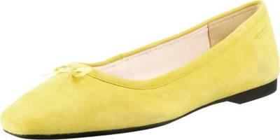 VAGABOND, Maddie Klassische Ballerinas, gelb
