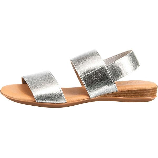 Großer Rabatt Paul Vesterbro Klassische Sandalen silber sl56kjfjJKJ25 Verkauf