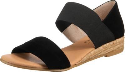 Paul Vesterbro, Klassische Sandalen, schwarz