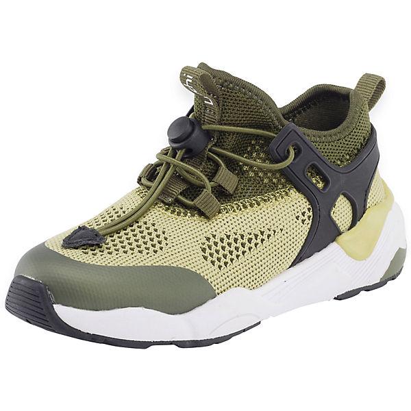 Gutes Angebot Lurchi Sneakers Low LUDO für Jungen khaki