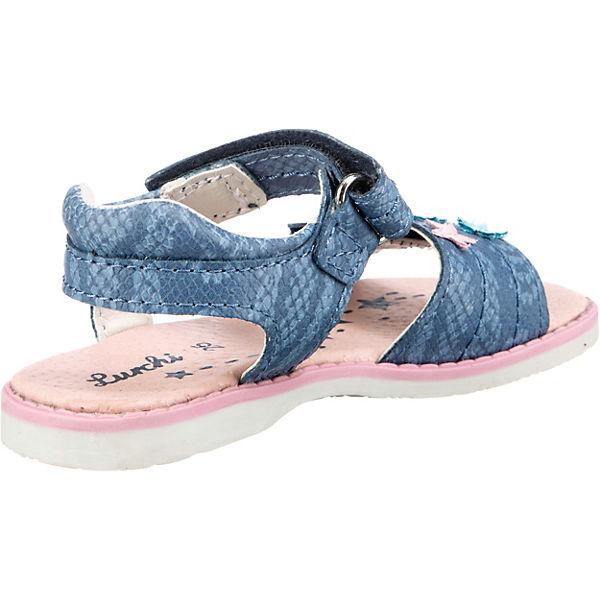 Gutes Angebot Lurchi  Sandalen LULU für Mädchen  blau