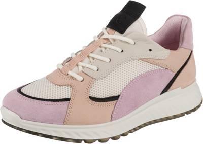 ecco, Ecco St.1 W Sneakers Low, rosa kombi