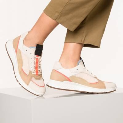 ecco, Ecco St.1 W Sneakers Low, beige | mirapodo