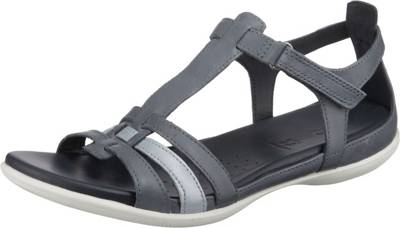 ecco, Ecco Flash Komfort Sandalen, silber