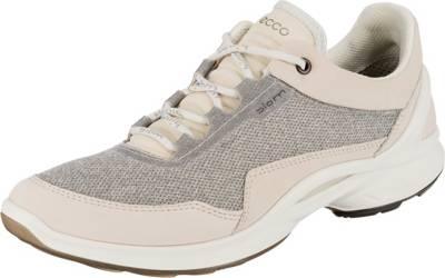 ECCO Sneakers High 'ST.1' Damen, Hellbeige, Größe 36
