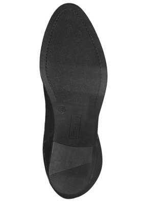 Tamaris, Slouch Boots, schwarz