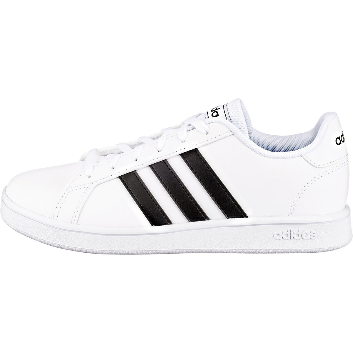 Adidas Sport Inspired, Sneakers Low Grand Court Für Jungen, Weiß Modell 3