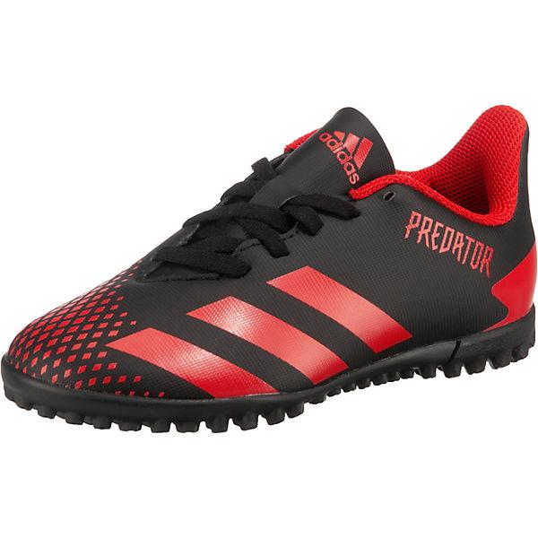 Gutes Angebot adidas Performance Fußballschuhe PREDATOR 20.4 TF für Jungen schwarz/rot