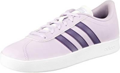 adidas Sport Inspired, Sneakers Low VL COURT 2.0 für Mädchen, flieder
