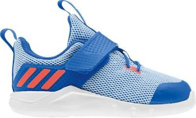 adidas Performance, Baby Sportschuhe FORTARUN BTH AC I für Jungen, blau