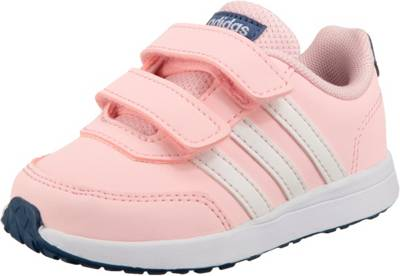 adidas Sport Inspired, Baby Sneakers Low VS SWITCH 2 CMF für Mädchen, rosa
