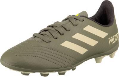 adidas Performance, Fußballschuhe PREDATOR 19.4 FXG für Jungen, oliv
