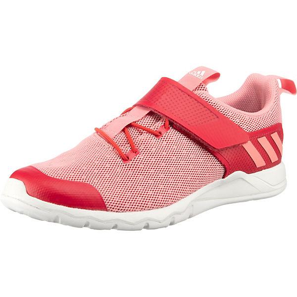Gutes Angebot adidas Performance Sportschuhe RAPIDAFLEX EL für Mädchen rot