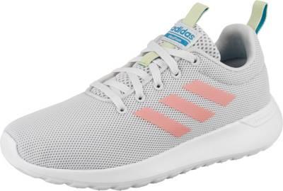 adidas Sport Inspired, Sportschuhe LITE RACER CLN für Mädchen, rosagrau