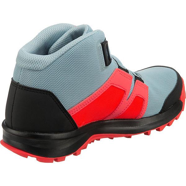 Gutes Angebot adidas Performance  Outdoorschuhe TERREX BOA MID R.RDY für Mädchen  grau/rot