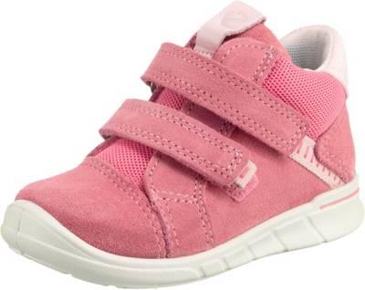 ecco, Lauflernschuhe für Mädchen, pink