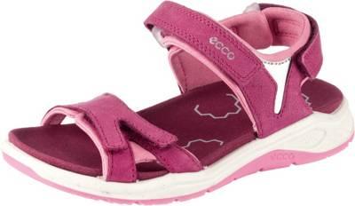ecco, Sandalen für Mädchen, pink