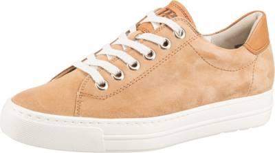 Paul Green, Sneakers Low, beige