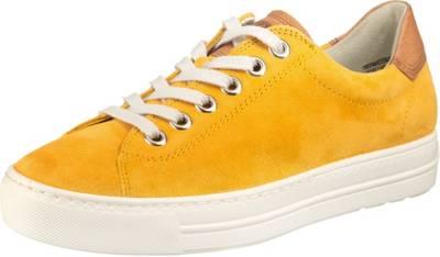 Paul Green, Sneakers Low, gelb