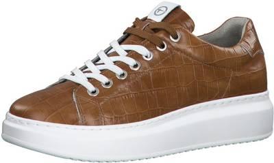 Tamaris  Sneakers Low  cognac