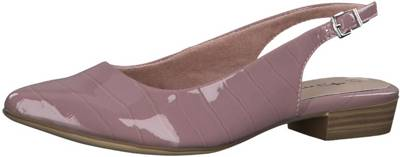 Tamaris, Sling Pumps, rosa