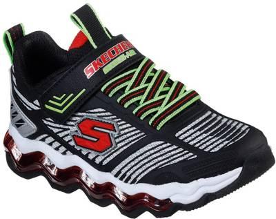 SKECHERS, Sneakers Low Skech air Waves für Jungen, schwarz