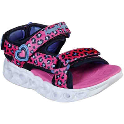Sandalen Blinkies Heart Lights Sandals - Savvy C für Mädchen
