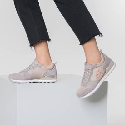 SKECHERS, OG 85 GOLD'N GURL Sneakers Low, beige