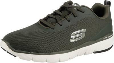 SKECHERS, FLEX ADVANTAGE 3.0 LANDESS Sneakers Low, grün VutXG