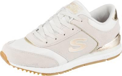 Details zu Skechers Damen Sneaker Classic OG 85 82 Schuhe Freizeit Turnschuhe Memory Foam