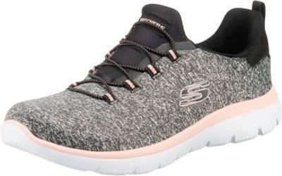 SKECHERS, SUMMITS STRIDING Sneakers Low, grau