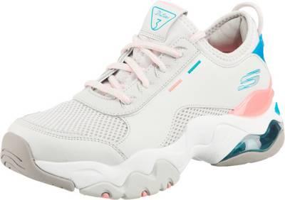 SKECHERS, D'LITES 3.0 AIR Sneakers Low, grau