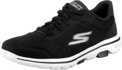 Skechers Go Walk 5 schwarz
