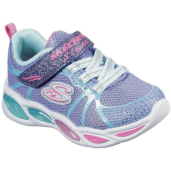 Baby Sneakers Low Blinkies Shimmer Beams - Sporty Glow für Mädchen