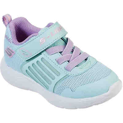 Baby Sneakers Low Blinkies Dyna-lights - für Mädchen